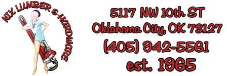 Nix Lumber and Hardware | OKC |  405-942-5561 Logo